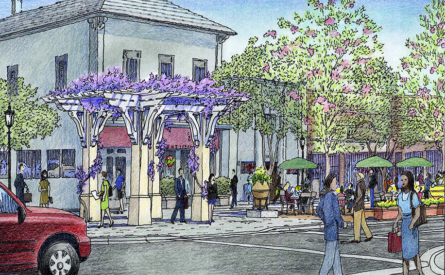 Downtown Revitalization Covers Photo : Livermore ca downtown revitalization uix global