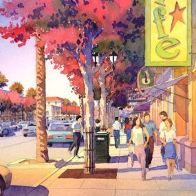 Whittier Boulevard Downtown Improvements